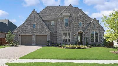 Prosper Single Family Home For Sale: 1721 Star Trace Parkway