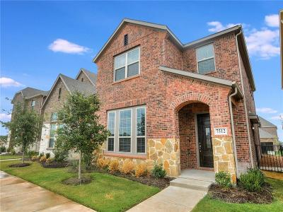 Rowlett Single Family Home For Sale: 7512 Palisades Drive