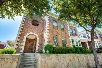 Lewisville Townhouse For Sale: 141 Henrietta Street