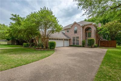 Rowlett Single Family Home Active Option Contract: 9110 Lakepointe Avenue