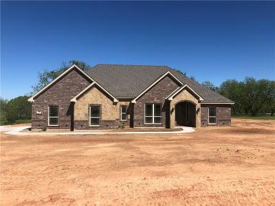 Springtown Single Family Home For Sale: 108 James Goldie