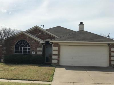 Fort Worth Single Family Home For Sale: 2012 Kingsbrook Trail