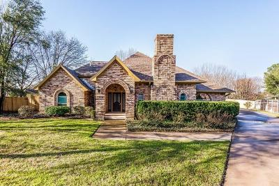 Colleyville Single Family Home For Sale: 3902 Butler Court