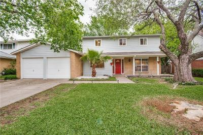 Irving Single Family Home For Sale: 718 Beacon Hill Drive