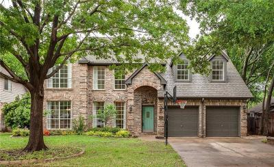 Grapevine TX Single Family Home For Sale: $399,500