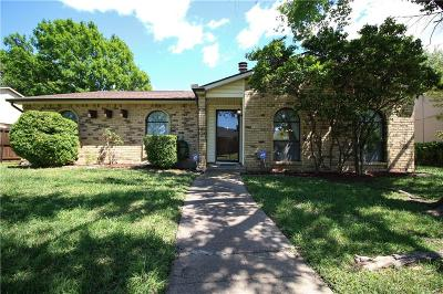 Carrollton Single Family Home For Sale: 3214 Rose Hill Road