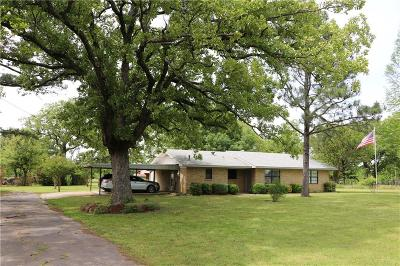 Canton TX Single Family Home For Sale: $148,000