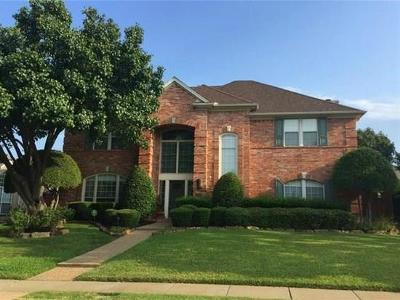 Plano Single Family Home For Sale: 2821 Cascade Drive