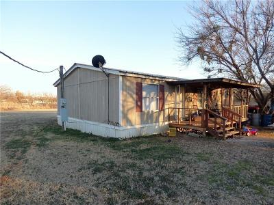 Eastland TX Single Family Home For Sale: $44,900