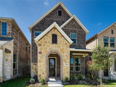 Rowlett Single Family Home For Sale: 7500 Palisades Drive
