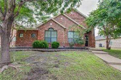 Denton County Single Family Home For Sale: 782 High Meadow Road