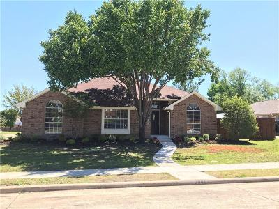Lewisville Single Family Home For Sale: 2061 Arena Drive