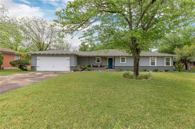 Richland Hills Single Family Home For Sale: 3624 London Lane