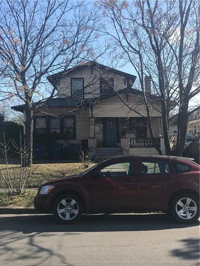 Single Family Home For Sale: 218 N Marlborough Avenue