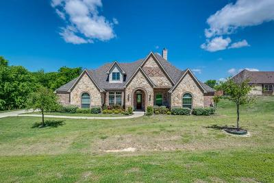 Midlothian Single Family Home For Sale: 2821 Fossil Creek Drive