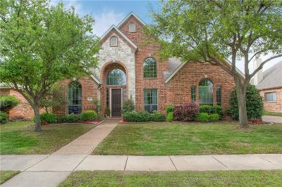 Colleyville Single Family Home Active Option Contract: 517 Sophie Lane