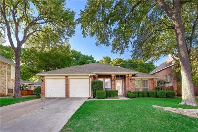 Flower Mound Single Family Home For Sale: 2120 Clayton Drive