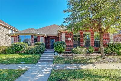 McKinney Single Family Home For Sale: 5705 Broken Spur
