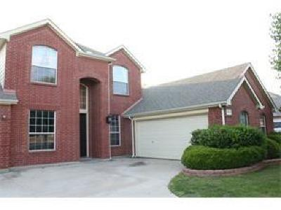 Mansfield Residential Lease For Lease: 2401 Lockshire Drive