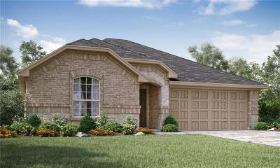 Fort Worth Single Family Home For Sale: 8529 Grand Oak Road