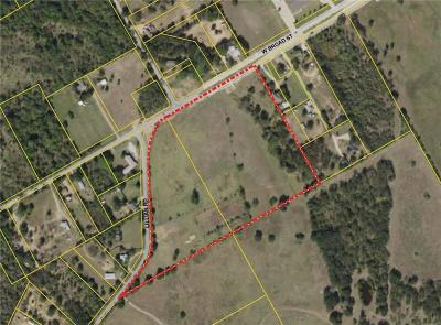 Mansfield Residential Lots & Land Active Option Contract: 1340 W Broad Street