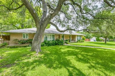 Single Family Home For Sale: 7229 Baxtershire Drive