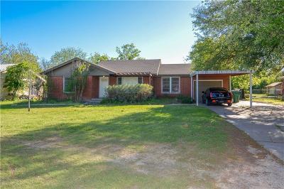 Stephenville Single Family Home For Sale: 1750 N Graham Street