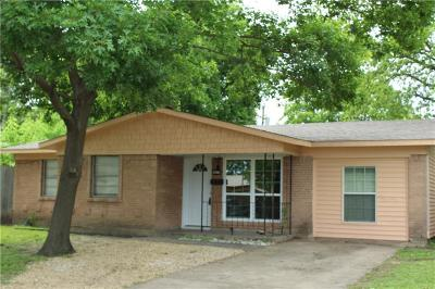 Mesquite Single Family Home For Sale: 3057 Albany Drive
