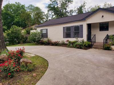 Dallas Single Family Home For Sale: 1409 Easton Road