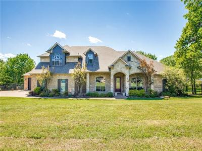 Flower Mound Single Family Home For Sale: 2605 Lake Ridge Road