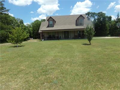 Grayson County Single Family Home For Sale: 317 Whispering Oaks Street