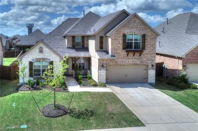 McKinney Single Family Home For Sale: 1309 Big Creek Drive