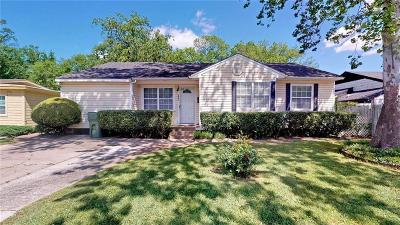 Garland Single Family Home For Sale: 2056 Brookhollow Drive