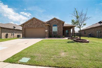 Krum Single Family Home For Sale: 5118 Meadow Lane