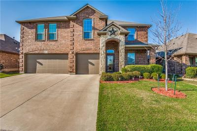 Fort Worth Single Family Home For Sale: 2313 Freeland Ridge Drive