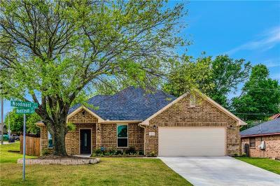 Fort Worth Single Family Home For Sale: 2301 Woodmont Trail