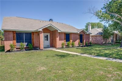 Flower Mound Single Family Home For Sale: 2904 Windsor Drive