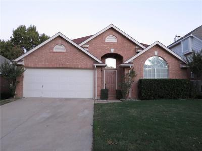 Flower Mound Residential Lease For Lease: 2616 Potomac Drive