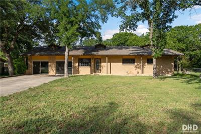 Brownwood Single Family Home Active Option Contract: 3502 1st Street