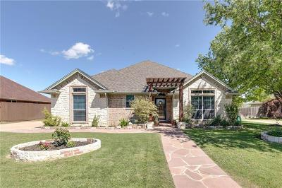 Richland Hills Single Family Home For Sale: 3308 Faith Creek Lane