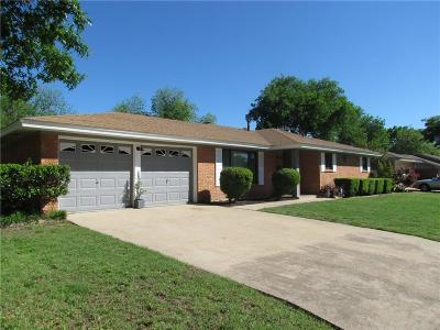 Fort Worth Single Family Home For Sale: 5717 Wedgworth Road