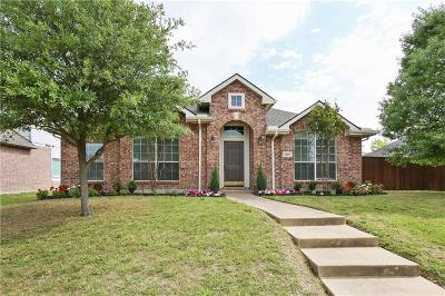 Plano Single Family Home For Sale: 3417 Timber Brook Drive