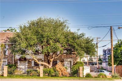 Dallas County Condo For Sale: 2810 Wycliff Avenue #A