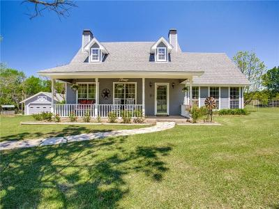 Weatherford Single Family Home For Sale: 117 Woodland Trail