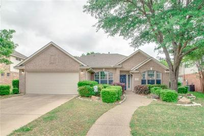 Mansfield Single Family Home For Sale: 2104 Harvest Way