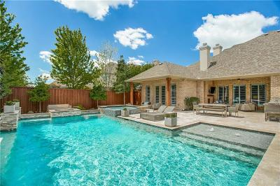 Frisco Single Family Home For Sale: 4389 Castle Bank Lane
