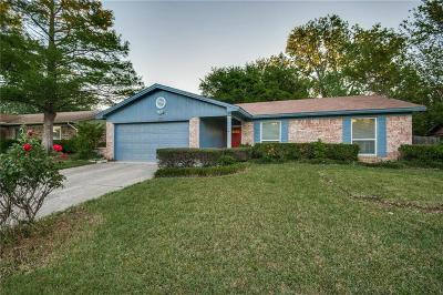 Hurst, Euless, Bedford Single Family Home For Sale: 3120 Murphy Drive