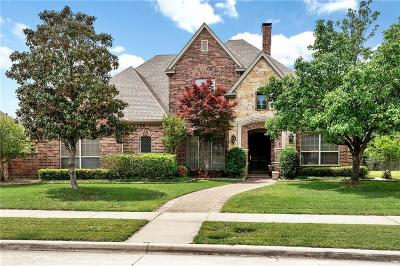 Coppell Single Family Home For Sale: 617 Waverly Lane