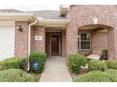 McKinney Single Family Home For Sale: 309 Mapleshade Drive