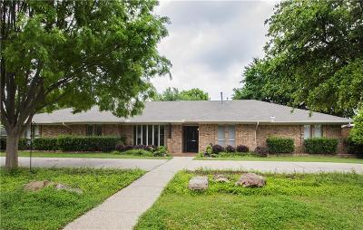 Dallas County, Denton County, Collin County, Cooke County, Grayson County, Jack County, Johnson County, Palo Pinto County, Parker County, Tarrant County, Wise County Single Family Home For Sale: 4545 Laren Lane